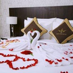 Minh Chien Hotel Далат сейф в номере