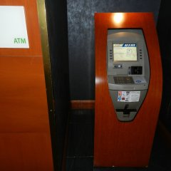 The Watson Hotel банкомат
