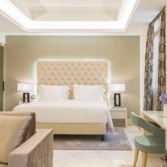 Aleph Rome Hotel, Curio Collection by Hilton комната для гостей фото 4