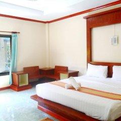 Отель Lanta Riviera Resort комната для гостей фото 4
