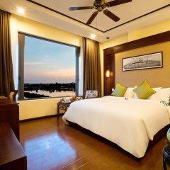 Отель KOI Resort and Spa Hoi An комната для гостей фото 4