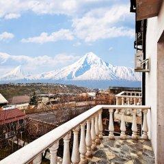 Отель Патриотт Ереван балкон
