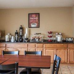 Отель Econo Lodge Saint Louis США, Сент-Луис - отзывы, цены и фото номеров - забронировать отель Econo Lodge Saint Louis онлайн питание фото 3