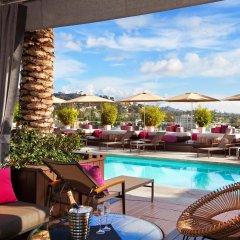 Отель W Hollywood балкон