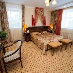 Гостиница Пансионат Урал комната для гостей фото 3