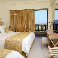 Отель Aquila Rithymna Beach Греция, Ретимнон - отзывы, цены и фото номеров - забронировать отель Aquila Rithymna Beach онлайн комната для гостей фото 3