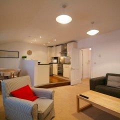 Апартаменты Acorn of London - Gower Street Apartments комната для гостей