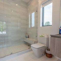 Отель Laurel Modern Villa США, Лос-Анджелес - отзывы, цены и фото номеров - забронировать отель Laurel Modern Villa онлайн ванная