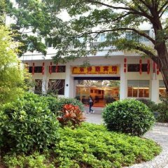Отель Guangdong Oversea Chinese Hotel Китай, Гуанчжоу - отзывы, цены и фото номеров - забронировать отель Guangdong Oversea Chinese Hotel онлайн фото 3