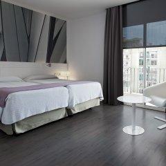 Отель NH Barcelona Stadium комната для гостей фото 2