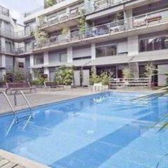 Отель Putxet Apartments Испания, Барселона - отзывы, цены и фото номеров - забронировать отель Putxet Apartments онлайн бассейн фото 2