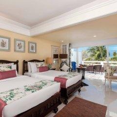 Отель Thavorn Palm Beach Resort Phuket Таиланд, Пхукет - 10 отзывов об отеле, цены и фото номеров - забронировать отель Thavorn Palm Beach Resort Phuket онлайн комната для гостей фото 4