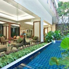 Отель Centre Point Pratunam бассейн фото 2