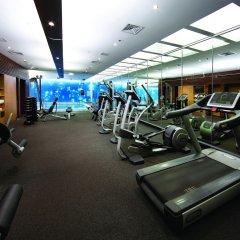 Skycity Grand Hotel Auckland фитнесс-зал