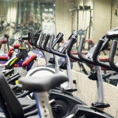 Отель Golden Age Bodrum - All Inclusive фитнесс-зал фото 2