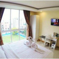 Отель The Melrose комната для гостей фото 3
