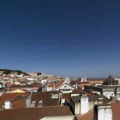 Отель Feels Like Home Chiado Prime Suites Португалия, Лиссабон - отзывы, цены и фото номеров - забронировать отель Feels Like Home Chiado Prime Suites онлайн балкон