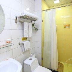 Отель Home Inn Changshou Donglu Китай, Гуанчжоу - отзывы, цены и фото номеров - забронировать отель Home Inn Changshou Donglu онлайн ванная фото 2