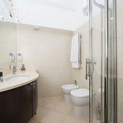 Отель Trinity Guest House Италия, Рим - отзывы, цены и фото номеров - забронировать отель Trinity Guest House онлайн ванная