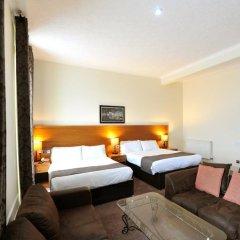 Отель Alexander Thomson Hotel Великобритания, Глазго - 2 отзыва об отеле, цены и фото номеров - забронировать отель Alexander Thomson Hotel онлайн комната для гостей фото 5