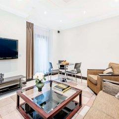 Отель 130 Queen's Gate Apartments Великобритания, Лондон - отзывы, цены и фото номеров - забронировать отель 130 Queen's Gate Apartments онлайн комната для гостей фото 2