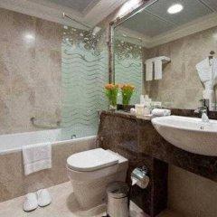Al Nawras Hotel Apartments Дубай ванная