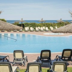 Отель Ilunion Calas De Conil Кониль-де-ла-Фронтера бассейн фото 3