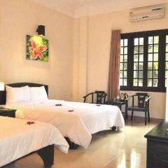 Отель Vinh Huy Хойан комната для гостей фото 2