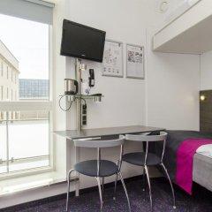 Отель CABINN City Hotel Дания, Копенгаген - 5 отзывов об отеле, цены и фото номеров - забронировать отель CABINN City Hotel онлайн фото 3