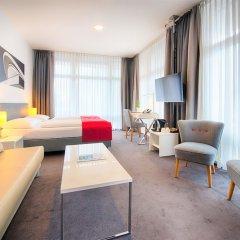 Select Hotel Berlin Gendarmenmarkt комната для гостей фото 11