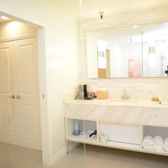 Hotel Le Reve Pasadena ванная