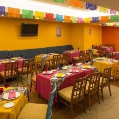 Отель Camino Real Aeropuerto Mexico детские мероприятия