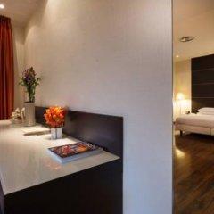 Отель TownHouse 70 4* Улучшенный номер с двуспальной кроватью фото 4