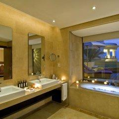 Отель Kempinski Hotel Ishtar Dead Sea Иордания, Сваймех - 2 отзыва об отеле, цены и фото номеров - забронировать отель Kempinski Hotel Ishtar Dead Sea онлайн ванная