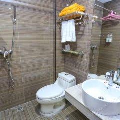Отель Tongcheng Hotel Guangzhou Huangsha Avenue Китай, Гуанчжоу - отзывы, цены и фото номеров - забронировать отель Tongcheng Hotel Guangzhou Huangsha Avenue онлайн ванная