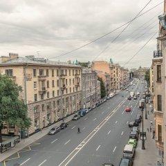 Гостиница Royal suites in the city center балкон