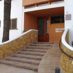 Отель Apartamentos Llevant балкон