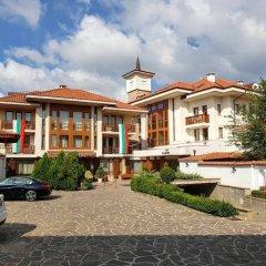 Отель National Palace Hotel Болгария, Сливен - отзывы, цены и фото номеров - забронировать отель National Palace Hotel онлайн парковка