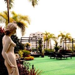 Отель Rongratana Executive Residence Бангкок спортивное сооружение