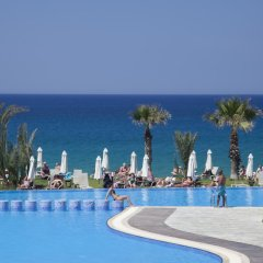 Capital Coast Resort & Spa in Paphos, Cyprus from 66$, photos, reviews - zenhotels.com fitness facility photo 3