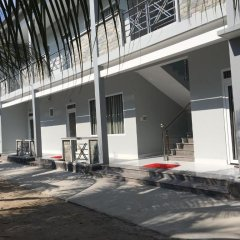 Отель Vien Duong Guest House парковка