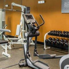 Отель Comfort Suites Manassas Battlefield Park фитнесс-зал фото 4