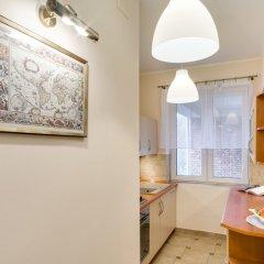 Апартаменты Elite Apartments City Center Korzenna Гданьск спа