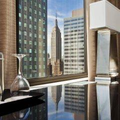 Отель Westin New York Grand Central балкон