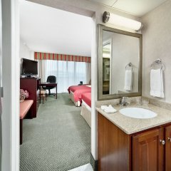 Отель Holiday Inn Rosslyn At Key Bridge ванная
