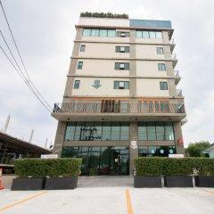 Отель Nida Rooms Naiyang 6 Sakhu парковка