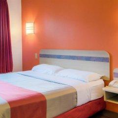 Отель Motel 6 Washington DC Convention Center комната для гостей