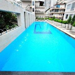 Отель PARINDA Бангкок бассейн фото 2