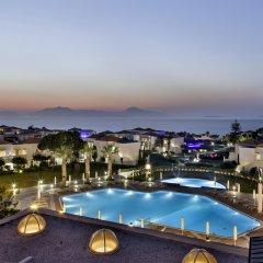 Отель Neptune Hotels Resort and Spa Греция, Калимнос - отзывы, цены и фото номеров - забронировать отель Neptune Hotels Resort and Spa онлайн бассейн фото 2