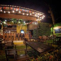 Отель Himaphan Boutique Resort гостиничный бар